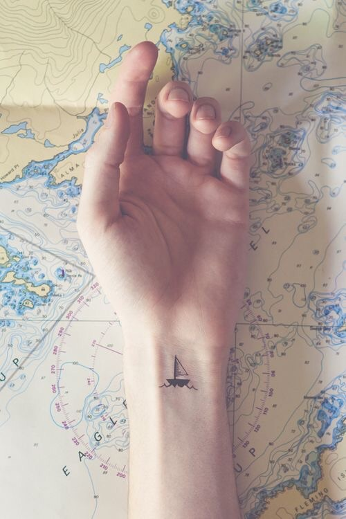 tattoo-boat