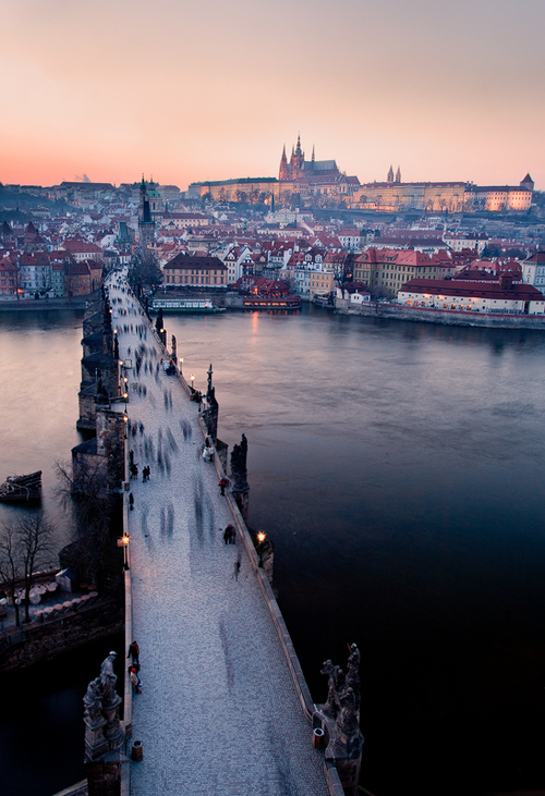 The Czech Republic - Prague: Medieval Magic