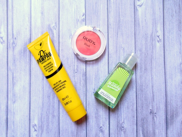 glossybox-fruity-produits-pawpaw-mercihandy-rubyblush